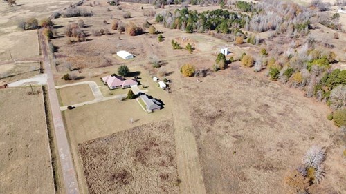 Recreational Ranch for Sale Two Homes in Overton TX Rusk Co