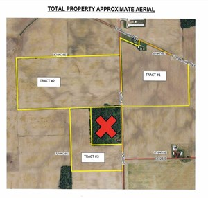 ACREAGE FOR AUCTION WINCHESTER, INDIANA