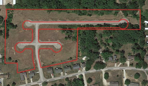 New Build Subdivision lots Gerald, Missouri Franklin County