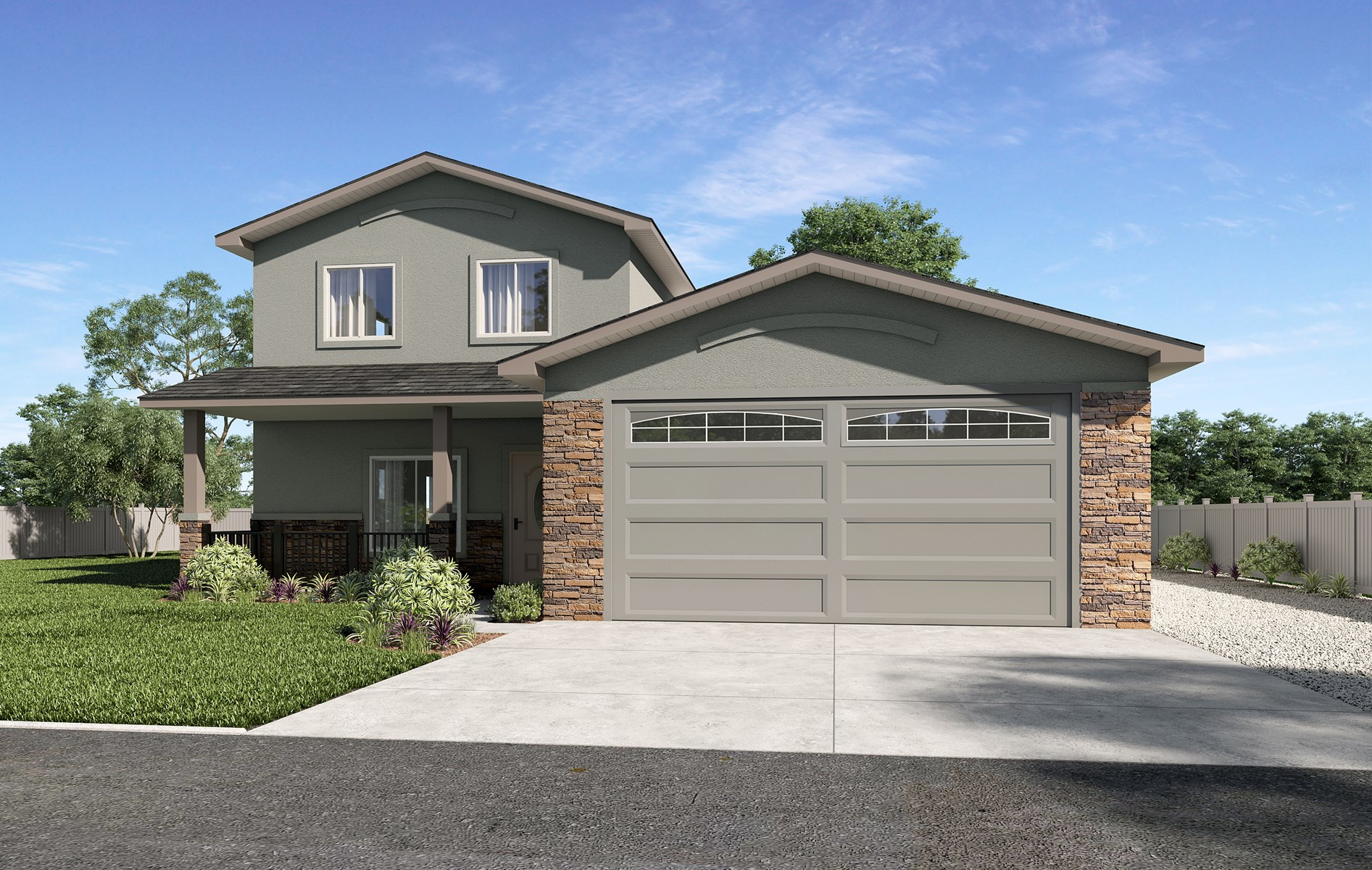 New Construction Home in Grand Junction Colorado