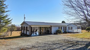 HOME WITH LAND FOR SALE IN FLOYD VA!
