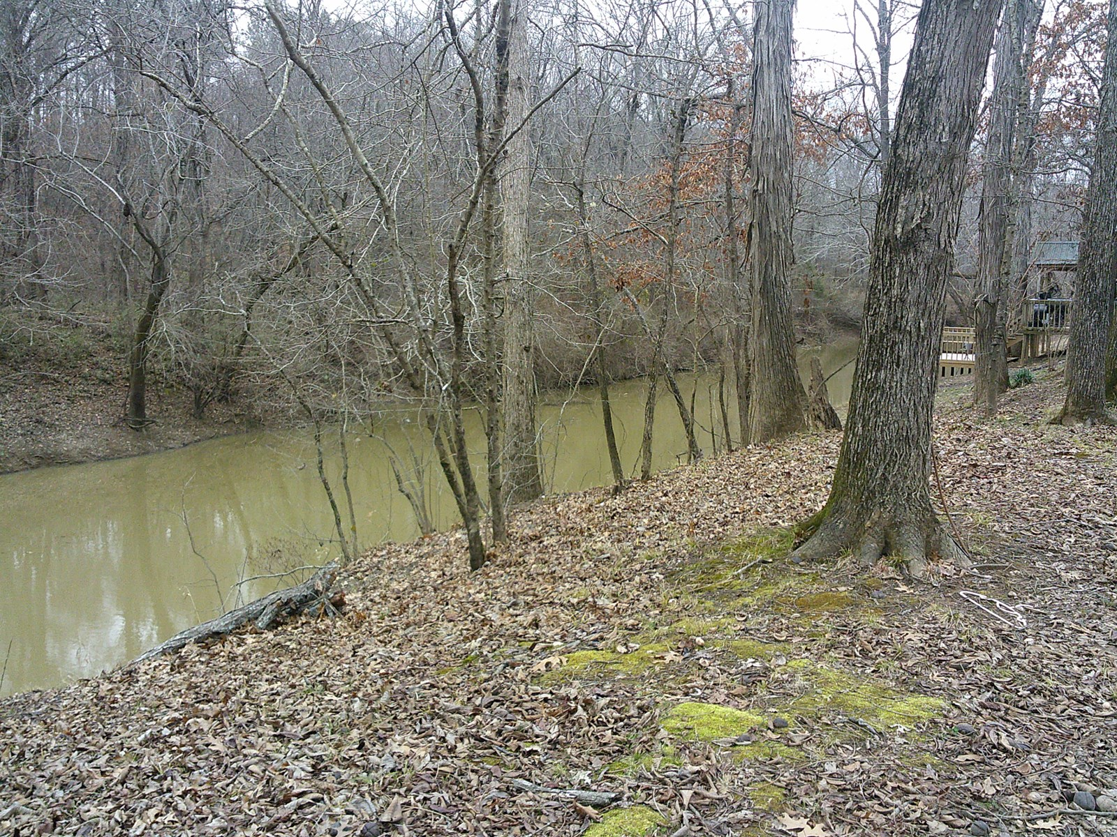 WATERFRONT LAND FOR SALE, FISHING, BOATING, NEAR TN RIVER
