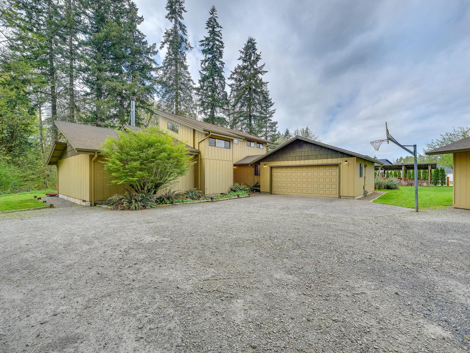 Home on Land For Sale | Battle Ground, Washington