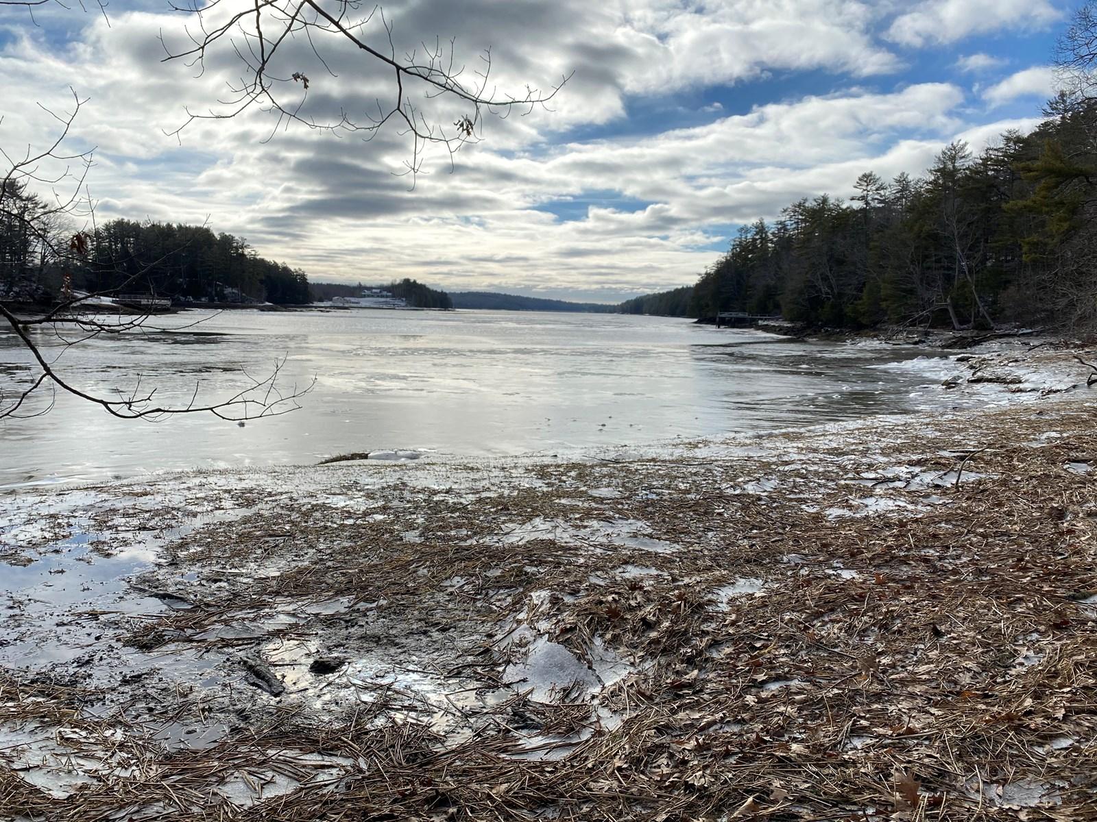 Maine Midcoast River Land for Sale