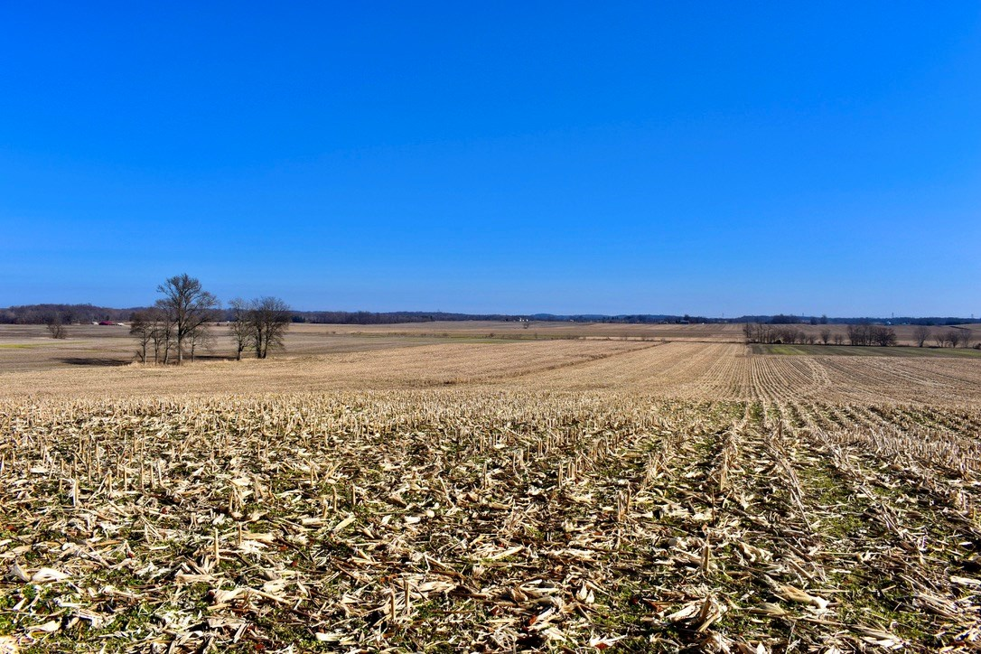 Spencer County Farm for Sale by Auction, 47 Tillable Acres