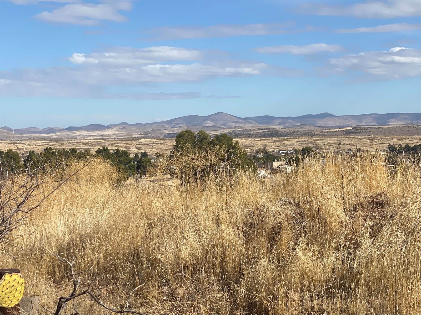 Elevated Building Lot for Sale in High Desert Arizona