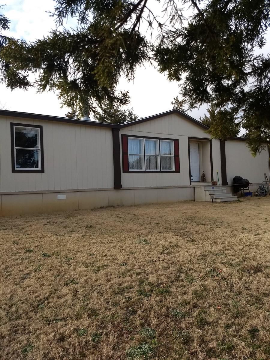 Manufactured Country Home For Sale Atoka Oklahoma