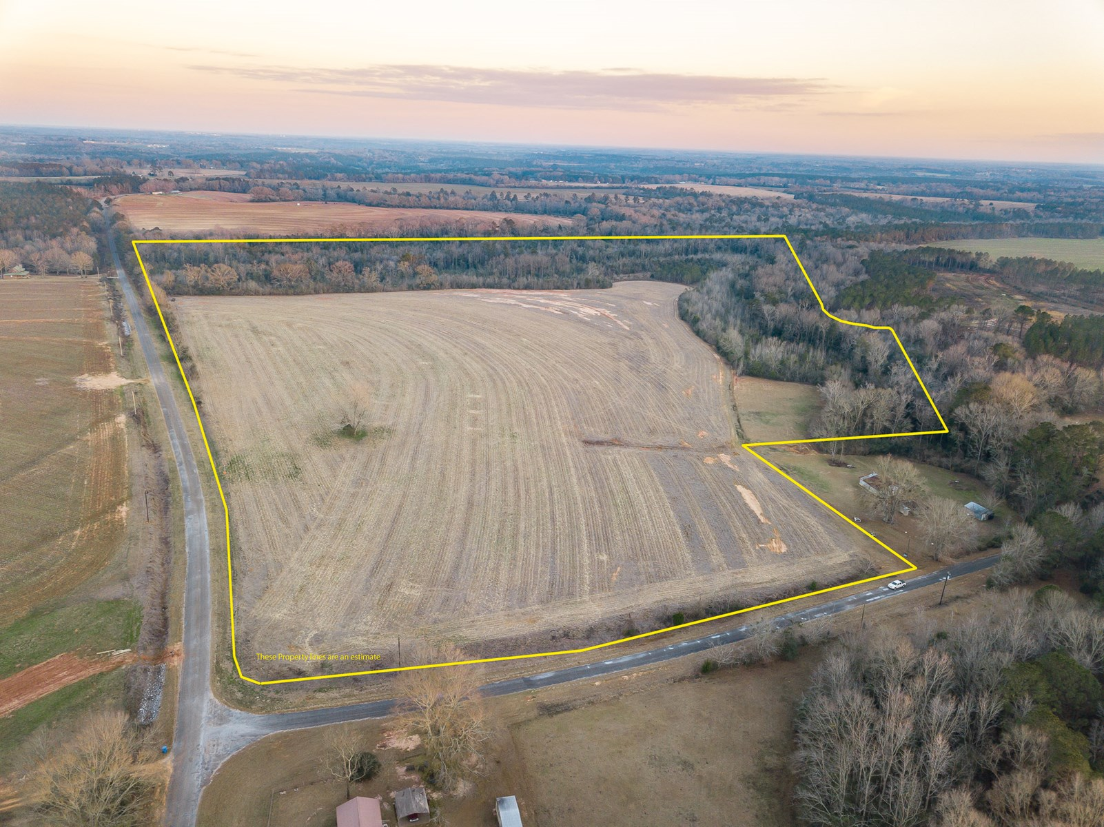 99 Acres For Sale New Brockton, Alabama