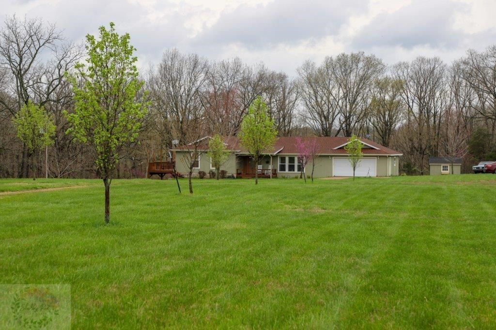 Country Home on 12+ Acres For Sale Near Seligman, MO