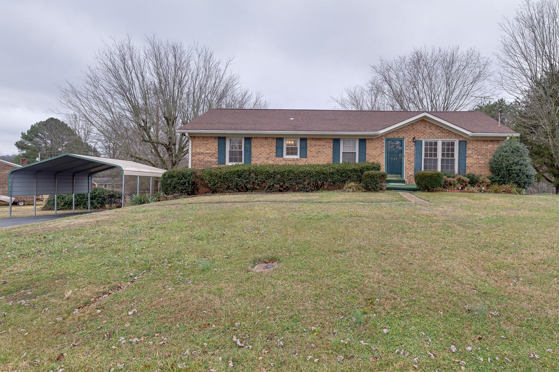 Home for Sale in Sagewood Subdivision in Columbia, Tennessee