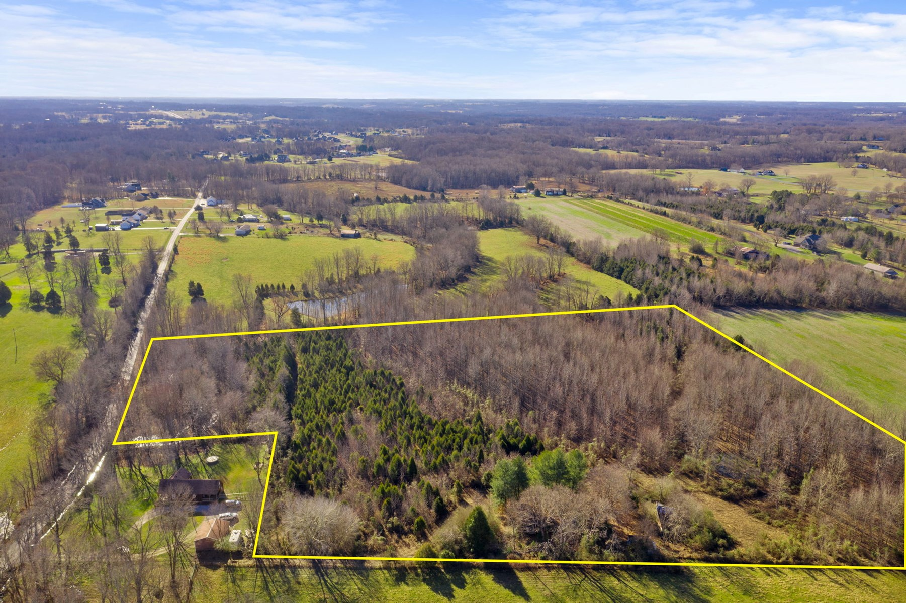Prime 14.3 Acres of Warren County Land for sale at Auction