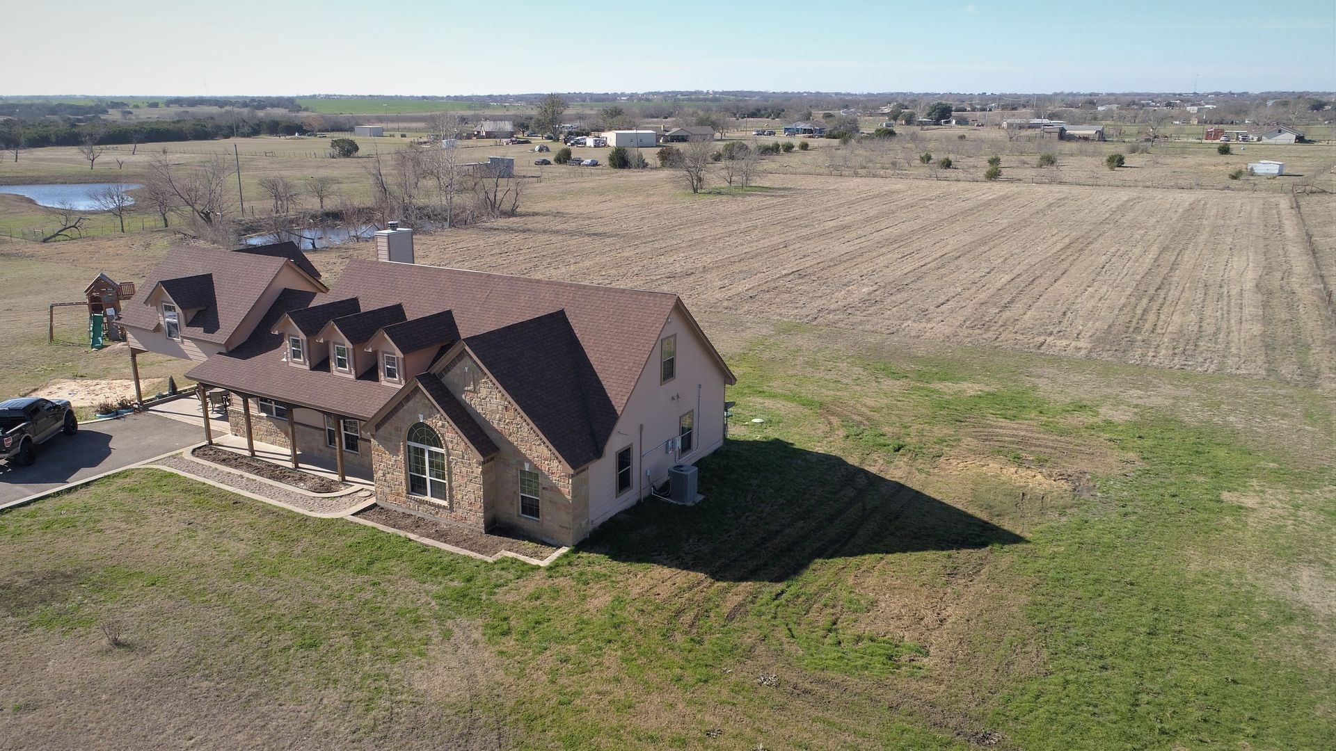 5 Acre China Springs, TX Home for Sale