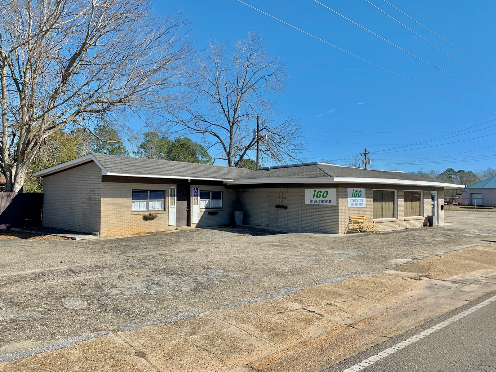 Commercial Property for Sale Geneva, AL - Investment