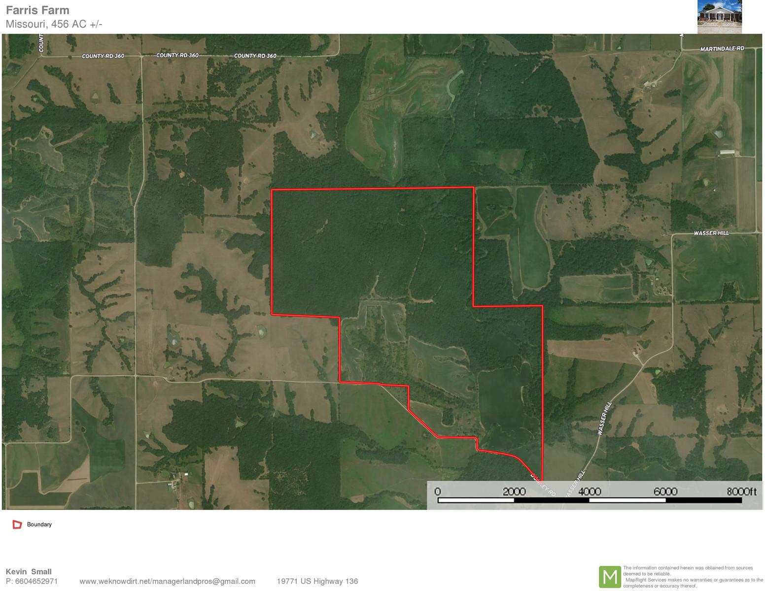 Northern Missouri Premium Hunting Farm