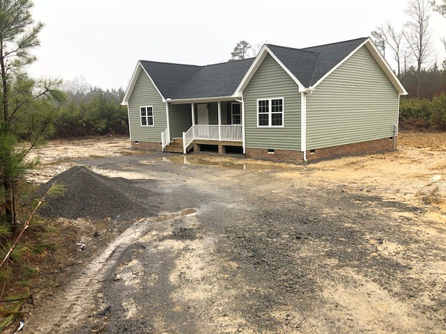 Brand New Home In Southern VA