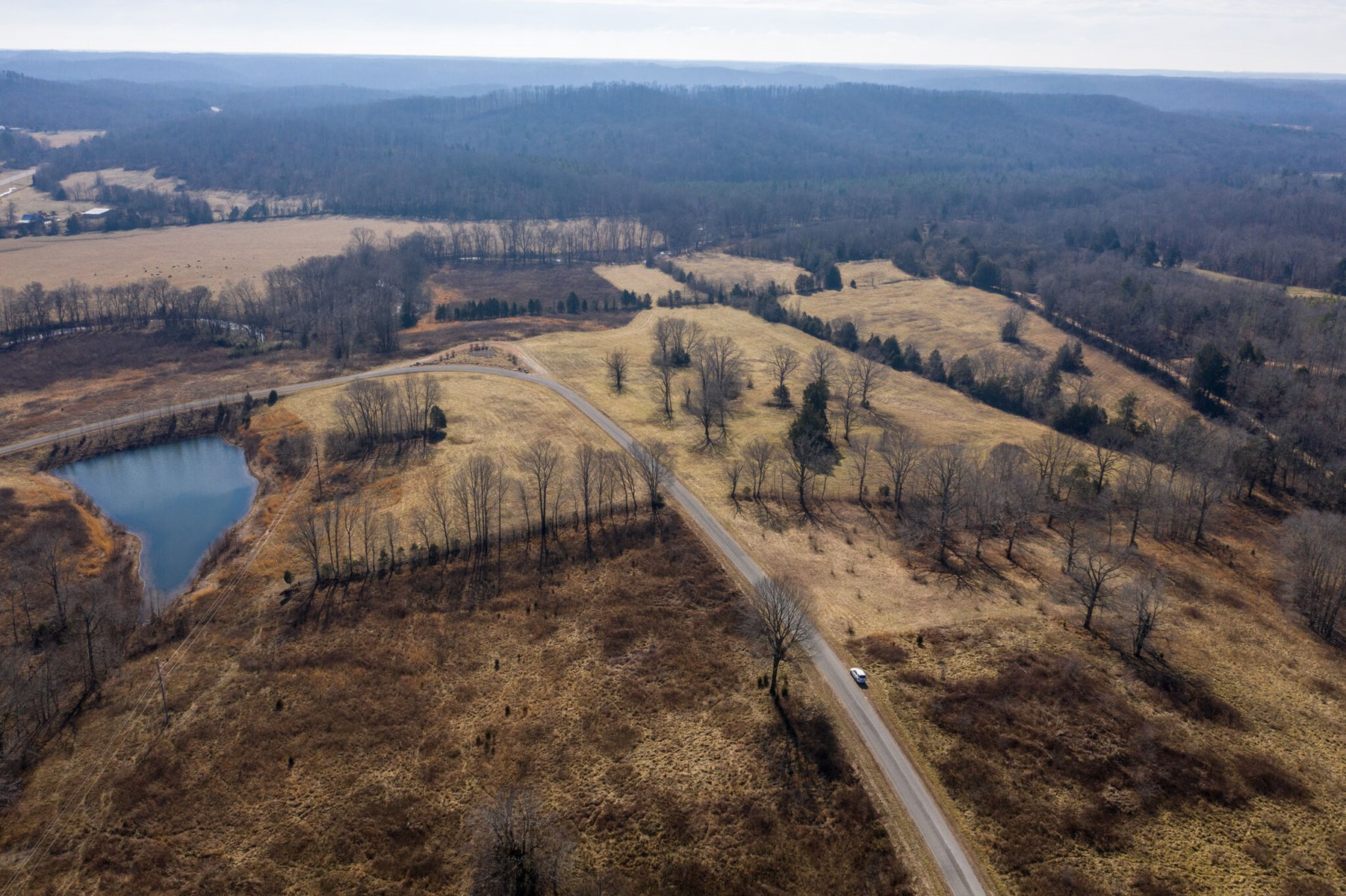 Land with Acreage for Sale in Clifton, Tennessee