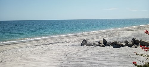 BEACH LOT FOR SALE IN PLAYA CHUMICO CLOSE TO CORONADO
