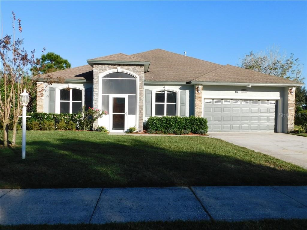 3/2 BLOCK HOME, GATED COMMUNITY, CENTRAL FLORIDA, HOA