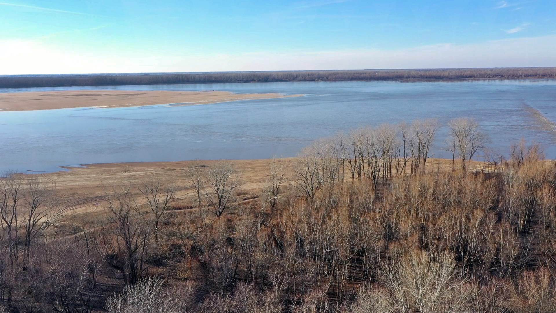 MS Riverfront Land For Sale - Duck, Deer, & Turkey Hunting