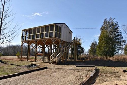 New Buffalo River Cabin w/ 0.4 acre 130,000