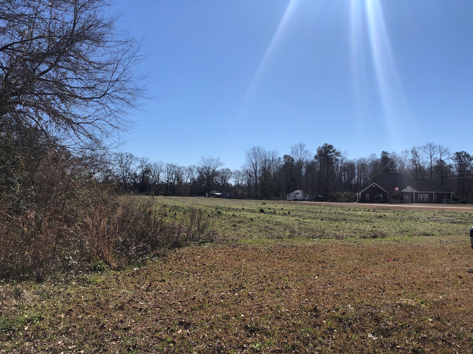 4.66 Acres for Sale Slocomb, AL