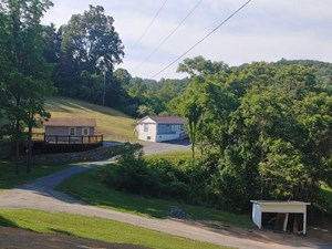 COUNTRY HOME FOR SALE IN SHAWSVILLE VA