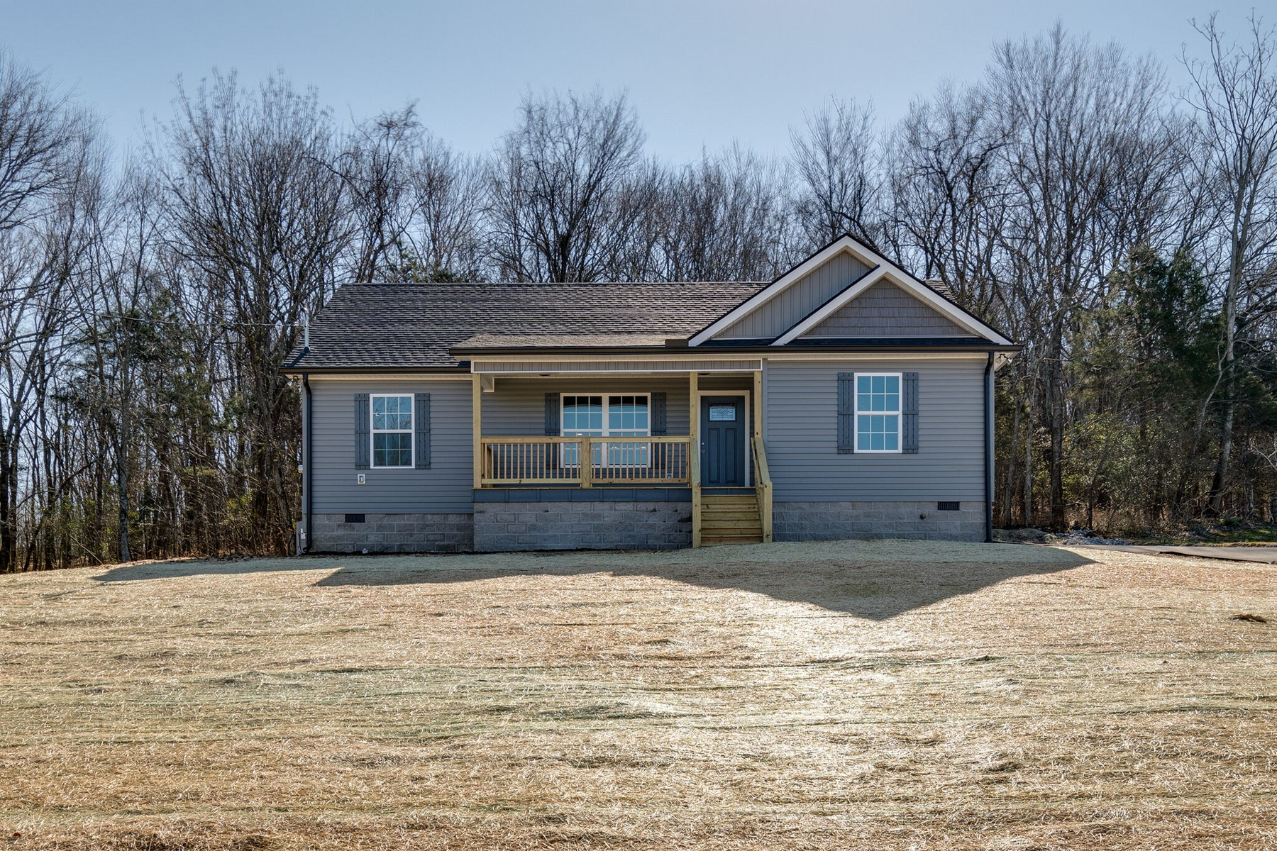 New Built Home for Sale in Culleoka, Tennessee