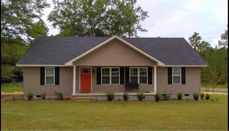 Country Home Swainsboro, Georgia