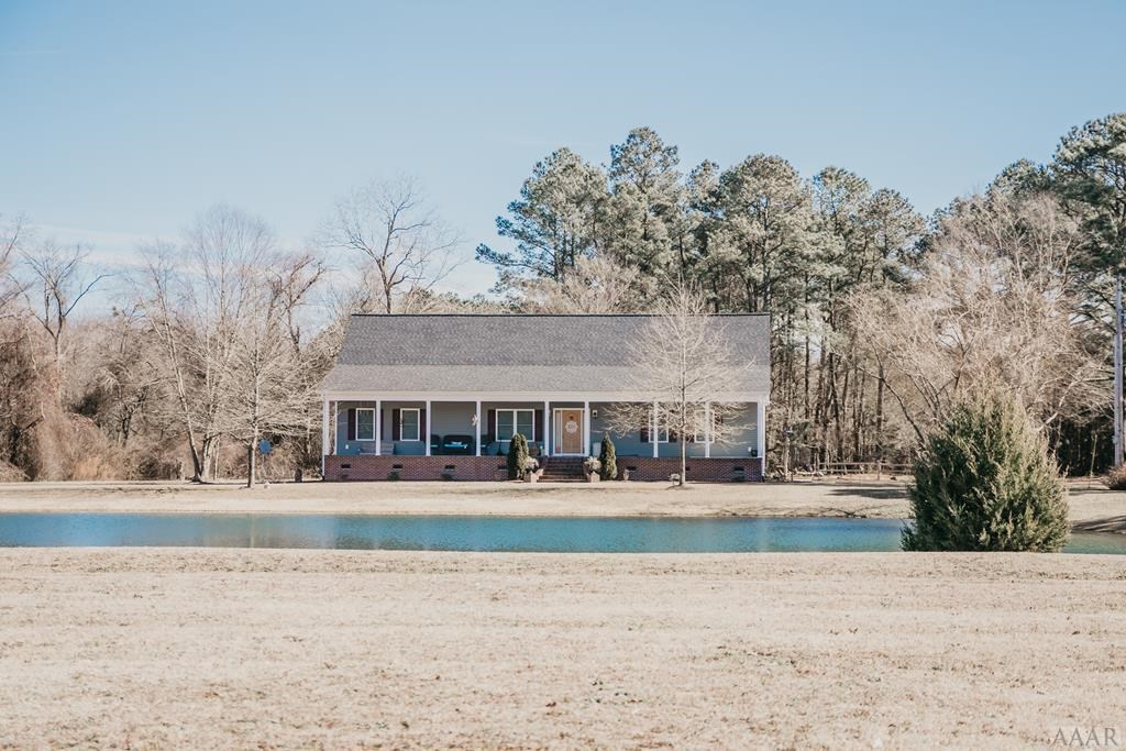 Enjoy Country Living in this Custom Built Home