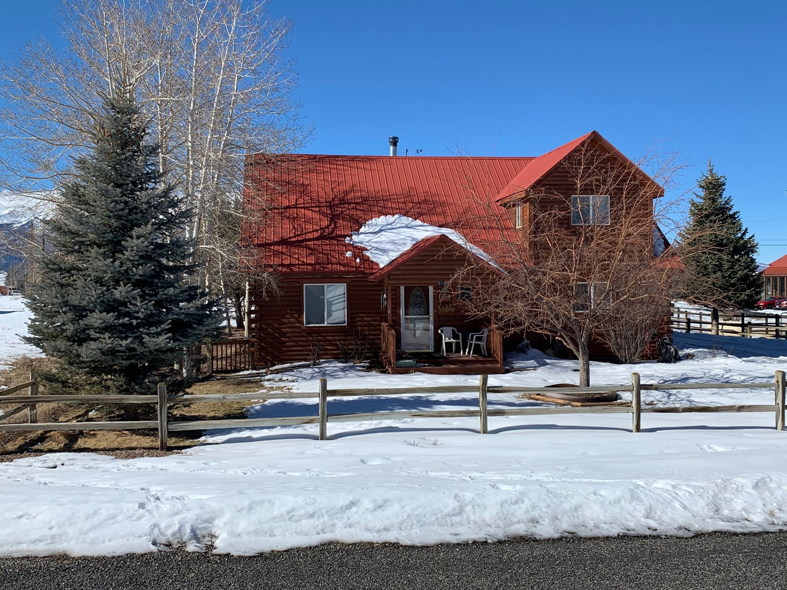 Adorable Country Home in Westcliffe for Sale