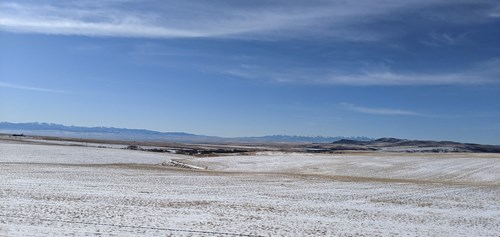 "Rare ""North Country"" lot in the Gallatin Valley, Montana"