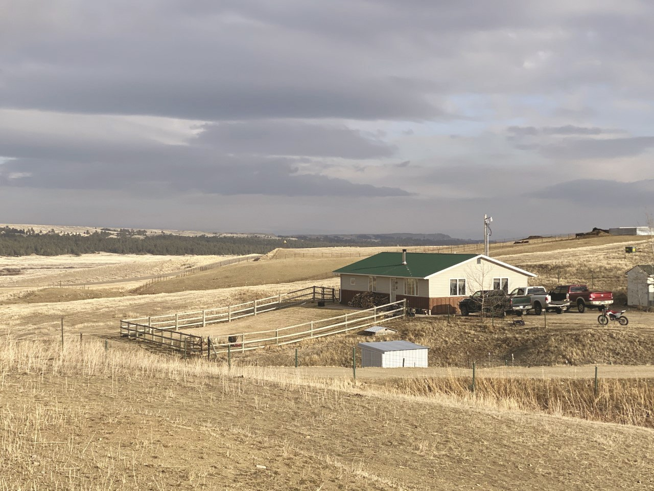 Central Montana Horse Property Near Lewistown For Sale
