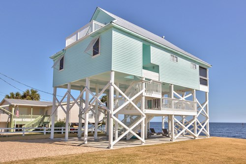 Fantastic Florida Gulf Front home for sale