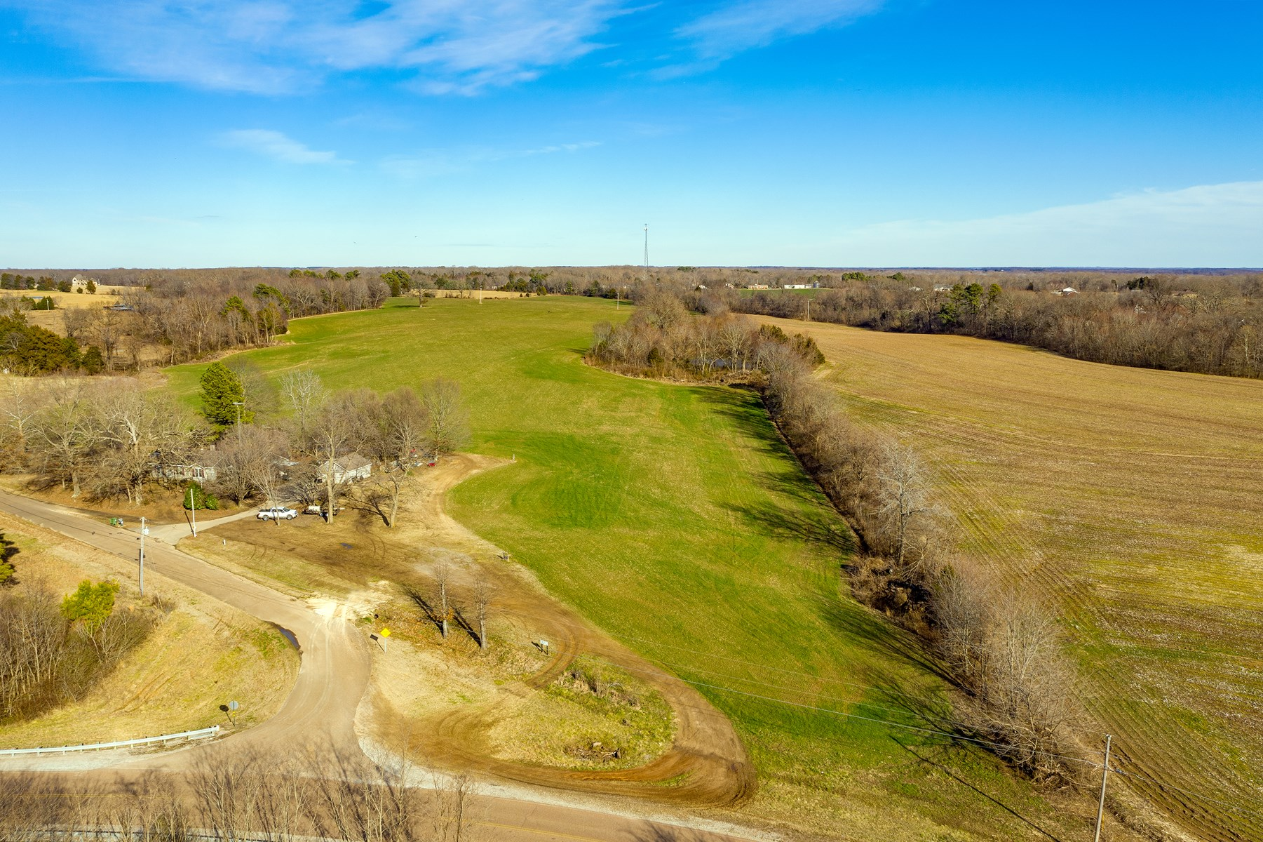 Land for Sale in Medina, TN South Gibson School District