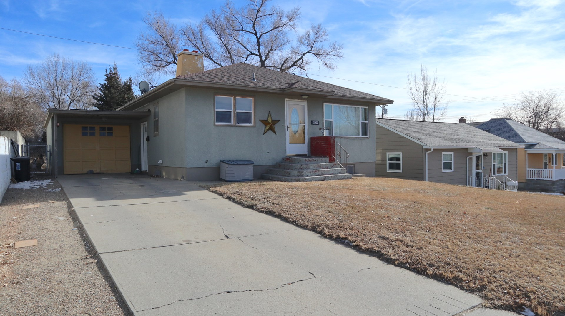 Move-in Ready Home For Sale in Great Location, Glendive MT