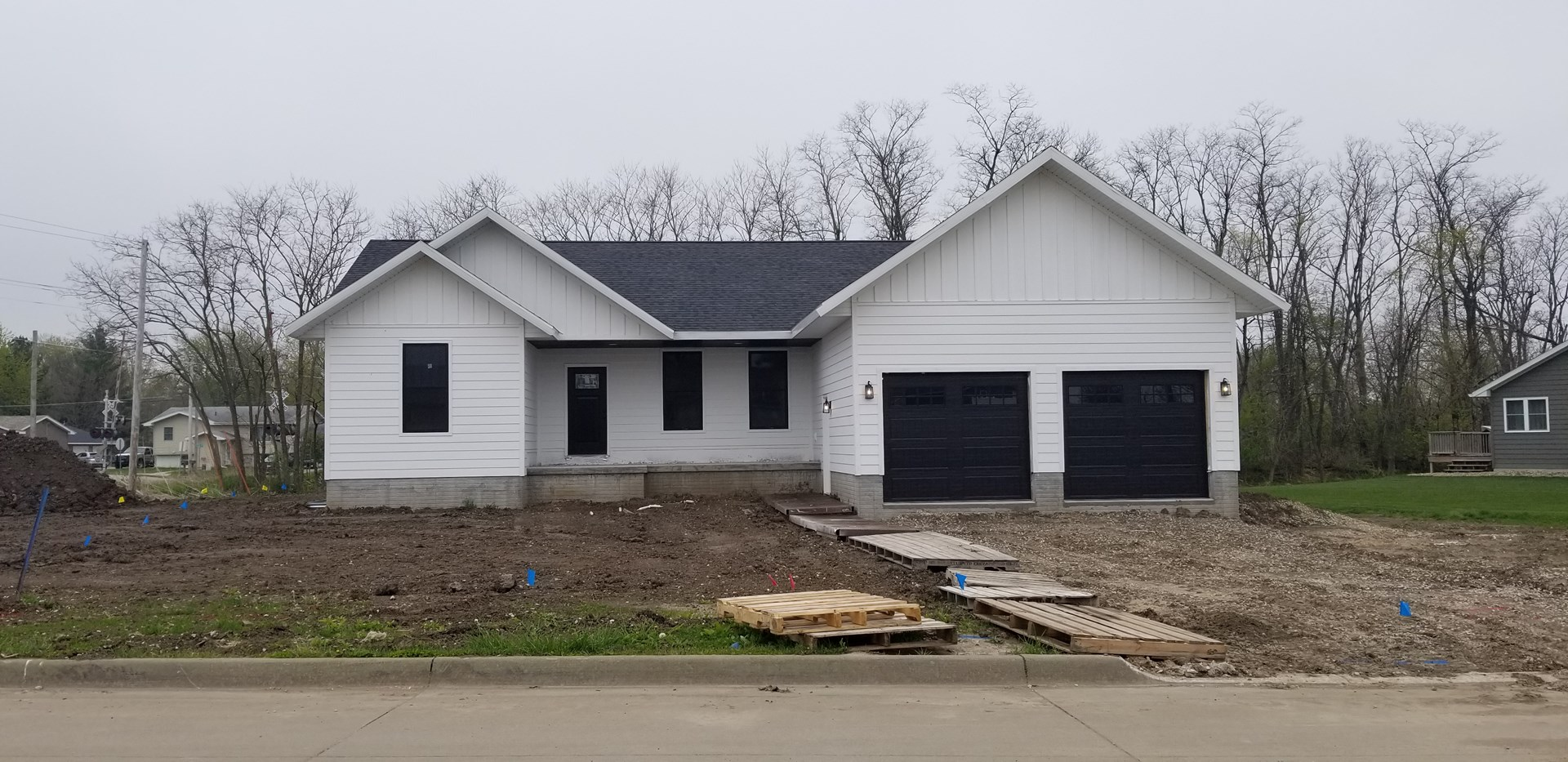 Newly Constructed Albia Home For Sale