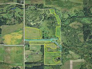 LEAF RIVERFRONT HUNTING LAND & HOME FOR SALE IN WADENA, MN