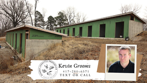 COMMERCIAL PROPERTY FOR SALE IN THE OZARKS