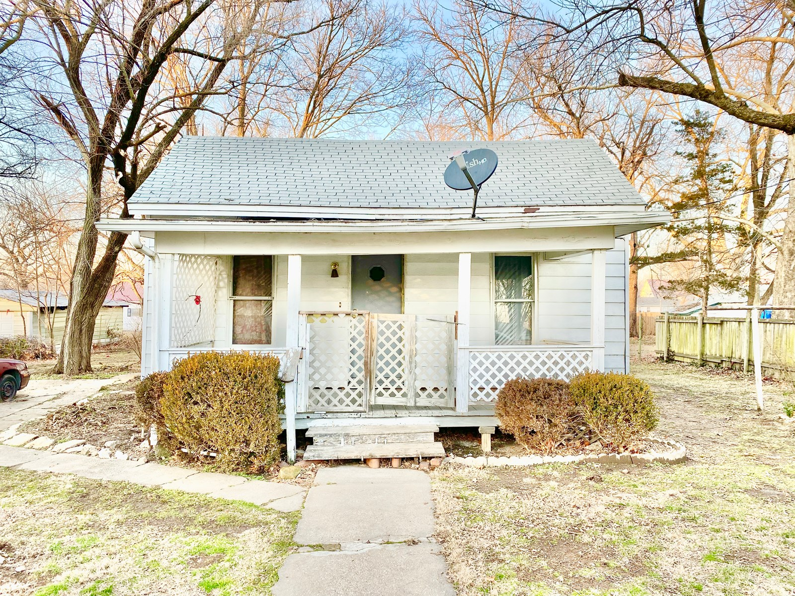 Investment Property in Nevada Missouri by Claire Silvers