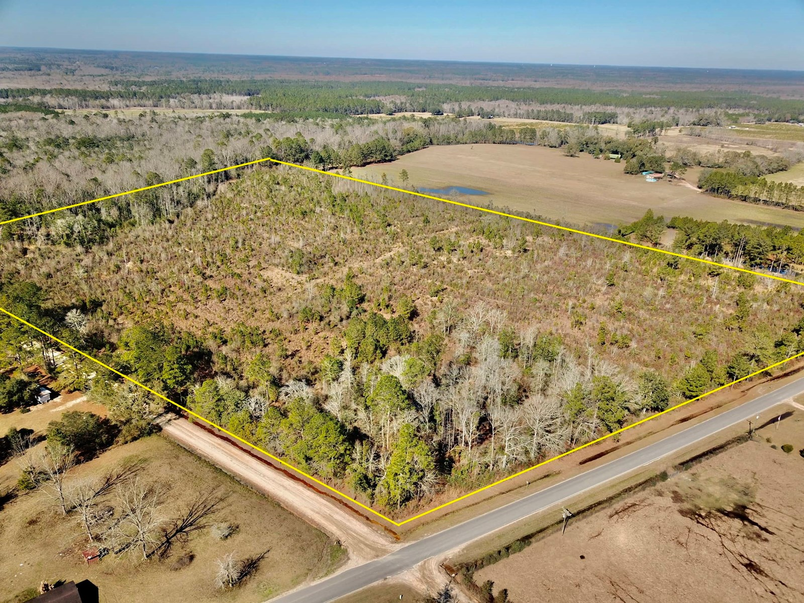 46 Acres for sale on Highway 179, Bonifay, Florida