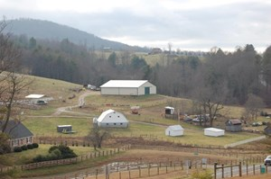 LARGE ACREAGE FARM FOR SALE IN DUGSPUR VA
