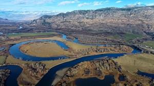 WASHINGTON RANCH FOR SALE RIVER FRONT PROPERTY OKANOGAN RVR
