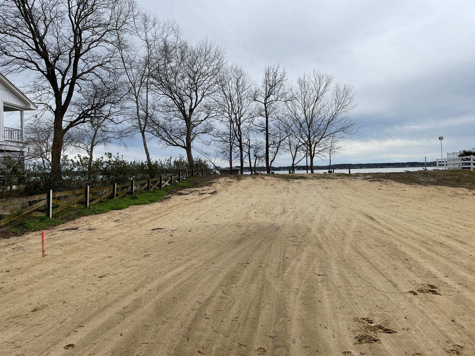 Washington North Carolina Riverfront Lot For Sale