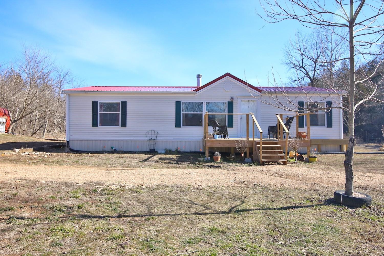 Hobby Farm on 80 Acres in Ozark Co