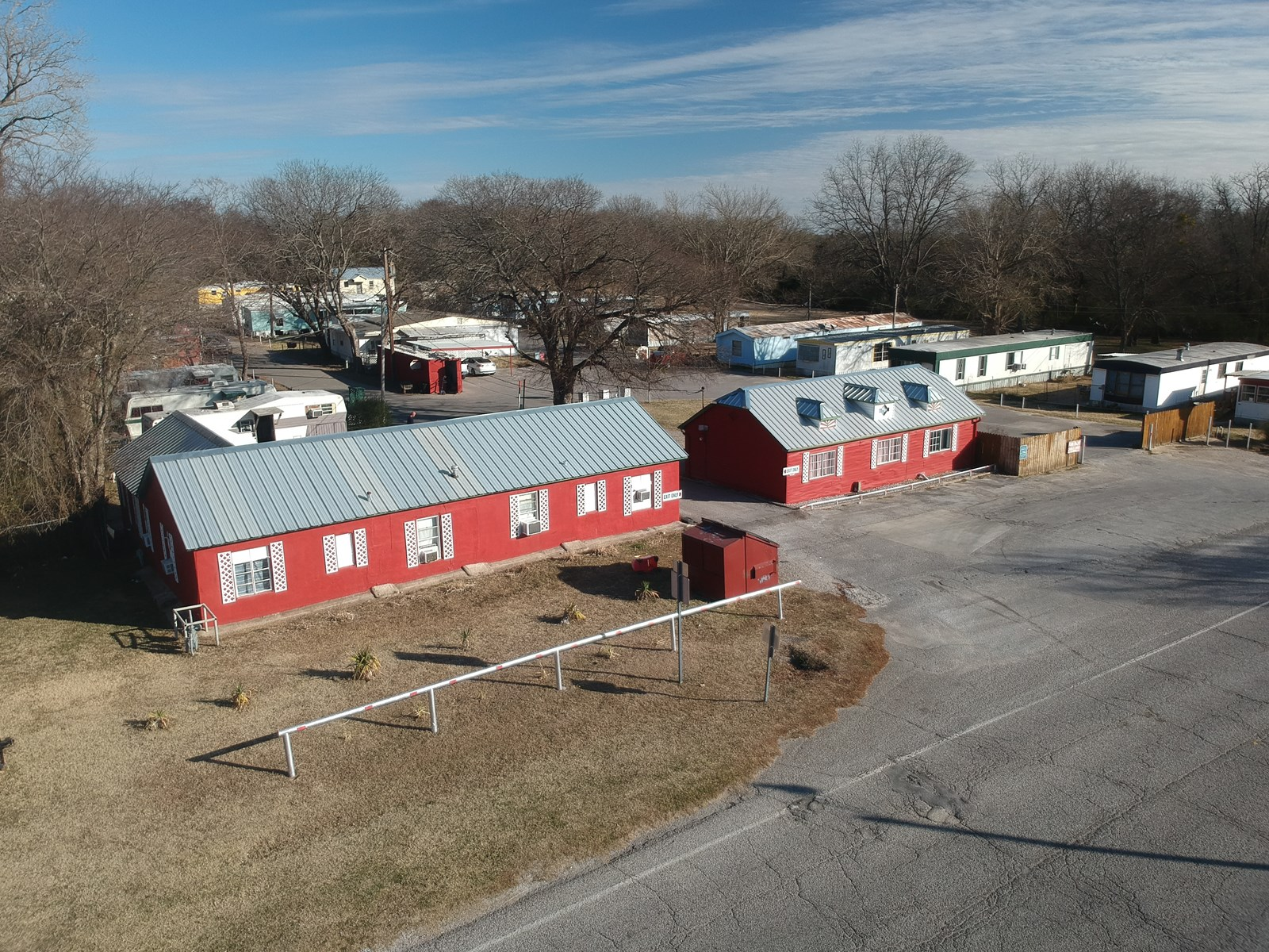Carter County, OK Income Producing Mobile Home Park For Sale