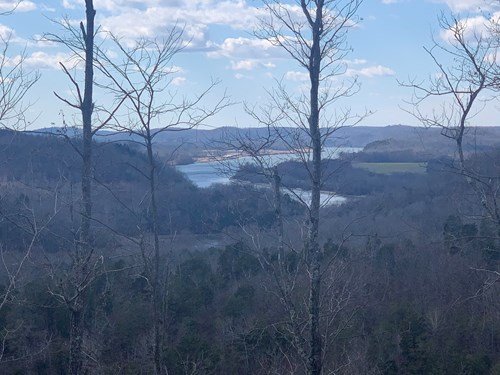 LAND FOR SALE IN TENNESSEE WITH TN RIVER VIEW,  HUNTING