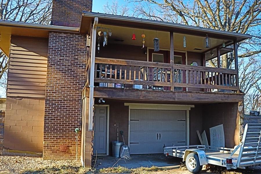 porch / garage