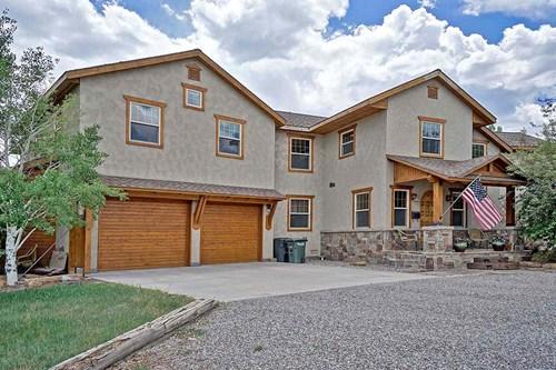 Mountain Home For Sale, Ridgway, Colorado