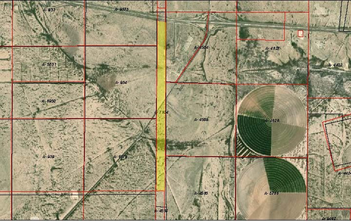 577.52 AC Land For Sale I-10 Pecos Co Ft Stockton, TX