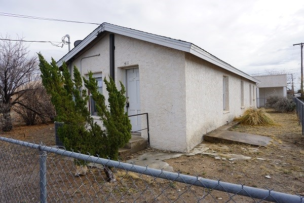 Fort Stockton House For Sale 411 W Callaghan Pecos Co
